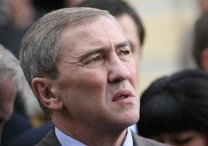 Черновецкий обнародовал заявление по поводу своих отношений с Еленой Савчук