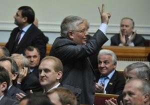 Чечетов: Для преодоления вето Януковича на Налоговый кодекс не нужно 300 голосов