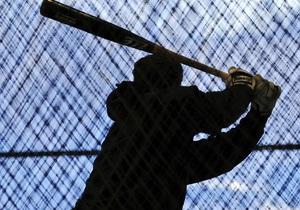В Днепропетровской области нетрезвый мужчина разбил семь билбордов с изображением ветеранов