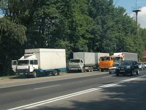 В России могут ограничить въезд в города частных автомобилей