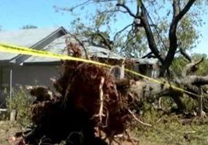 На юго-восток США обрушился торнадо