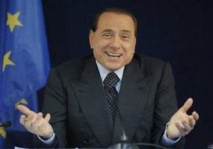 Берлускони намерен прожить 120 лет благодаря научным разработкам