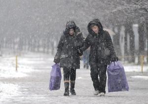 Власти заявили о полной готовности киевских дорог к снегопадам и гололедице
