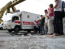 На выходных в ДТП в Донецкой области пострадали почти 100 человек