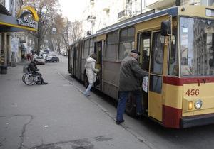 В киевском общественном транспорте поменяют систему оплаты проезда
