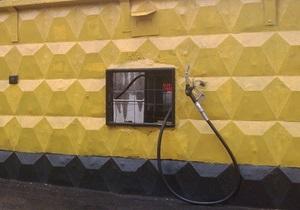 Я-Корреспондент: Самая безопасная автозаправка в Киеве