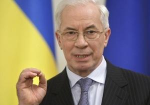 Азаров рассказал, когда примут бюджет на 2011 год