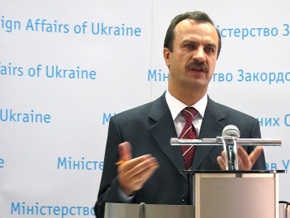 Пресс-секретарь МИД Украины уезжает работать в Австрию