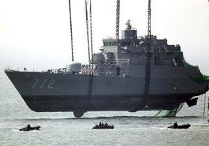 Гибель корвета Чхонан: Южная Корея подтвердила версию торпедной атаки подлодки КНДР