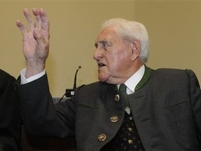 Бывший офицер Вермахта приговорен к пожизненному заключению
