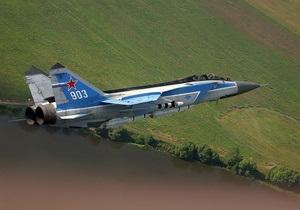 Минобороны РФ приостановило полеты МиГ-31 после авиакатастрофы в Пермском крае