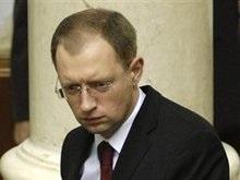 Яценюк: Кому-то закрутило в одном месте, чтобы быстро Конституцию принять