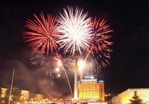 9 мая в девяти украинских городах состоятся праздничные фейерверки