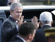 Буш пообещал вернуться в Израиль