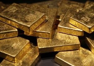 Цены на золото выросли до максимума за месяц