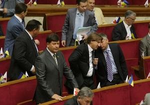 БЮТ: От вопроса о создании ВСК по RosUkrEnergo зависит дальнейшая работа Рады