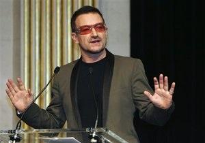 Российские активисты написали письмо лидеру ирландской рок-группы U2
