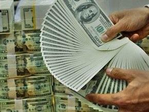 Наличный курс продажи доллара достиг 9,1 грн