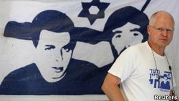 Израиль освобождает палестинцев в обмен на Шалита