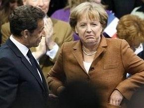 Меркель и Саркози выступили против бесконечного расширения ЕС