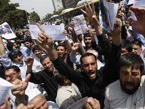 В ходе беспорядков в Иране погибли пять человек