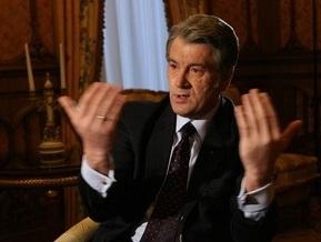 Ющенко: Наша Украина вернет себе своих избирателей