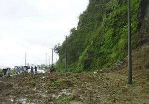 Жертвами оползней в Бангладеш стали 58 человек
