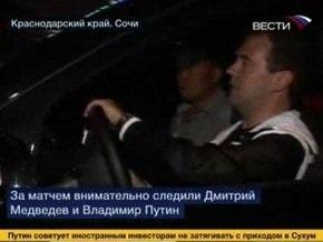 Медведева обвиняют в нарушении правил дорожного движения