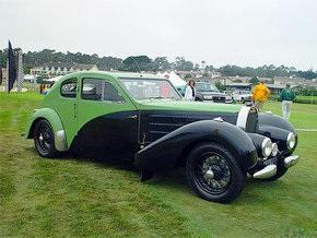 Эксперты: Стоимость Bugatti 57C побьет все рекорды