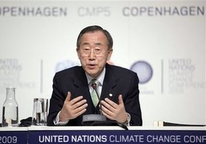 Участники климатического саммита в Копенгагене приняли итоговый документ