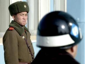 Северная Корея открыла границу с Южной
