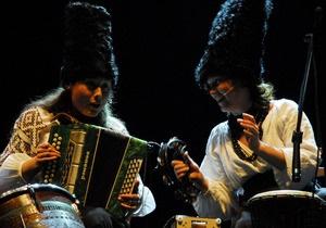 ДахаБраха и Motion Trio выступят в Мистецьком арсенале