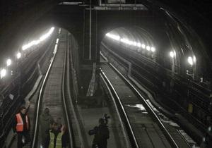 Станцию киевского метро Выставочный центр откроют в декабре