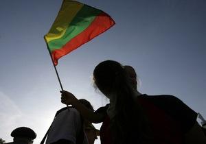 В 2009 году ВВП Литвы сократился на 15%