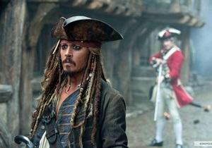 Пираты Карибского моря-4 установили рекорд в мировом прокате