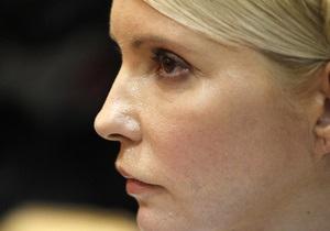 Тимошенко - Вашингтон и Лондон принуждают Киев к демократии