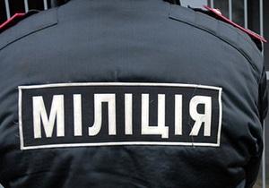 В массовой драке в Одессе пострадали два милиционера