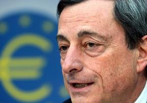 Финансовый кризис - ЕС - Рынки вновь обрели полное доверие к евро - глава ЕЦБ