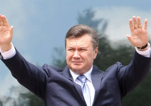 Янукович: Украина хочет участвовать в саммите G20