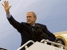 Буш проведет заседание по вопросу Грузии