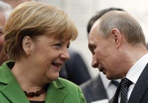FAZ: Меркель соблюла баланс между правами человека и экономическими интересами