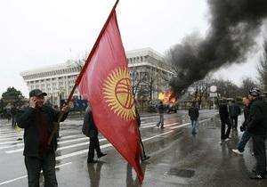 МИД РФ: Погромы в Кыргызстане не носят антироссийского характера
