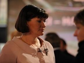 Теневой министр экономики назвала бюджет-2010 программой углубления кризиса в Украине
