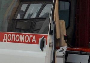 ДТП - В Киевской области столкнулись ВАЗ и Range Rover: три человека погибли, из них два ребенка