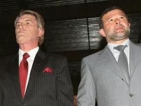 Источник: Ющенко решил принять отставку Балоги