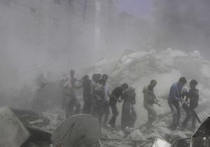 Пригород Дамаска подвергся химатаке, погибли не менее 500 сирийцев - Al-Arabiya