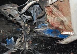 Крупное ДТП в Николаевской области: четыре человека погибли