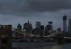Послезавтра на Нью-Йорк обрушится очередной шторм