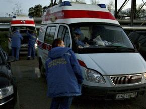 В Санкт-Петербурге столкнулись почти 30 автомобилей