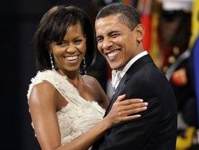 Обама выполнил предвыборное обещание и сводил жену в театр на Бродвее